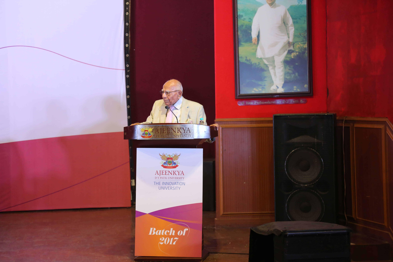 Adv Ram Jethmalani at ADYPU 2 10