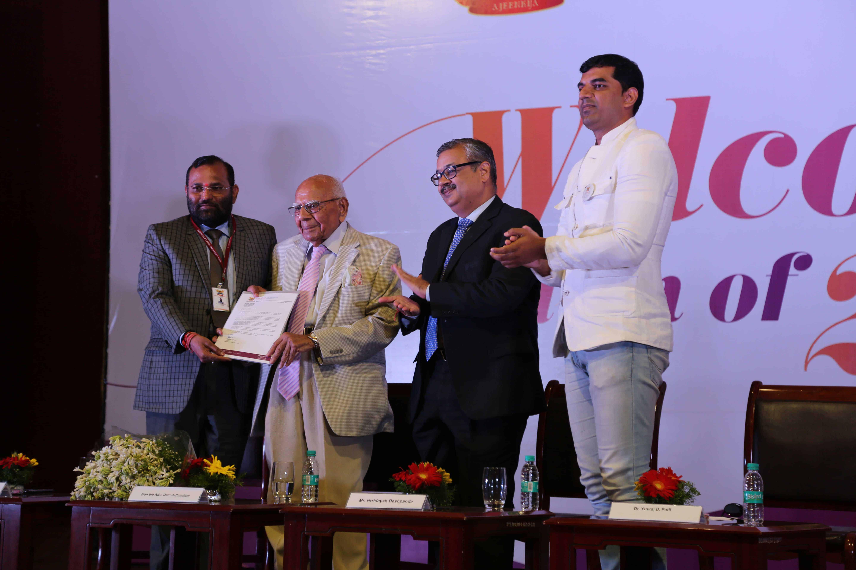 Adv Ram Jethmalani at ADYPU 4 6