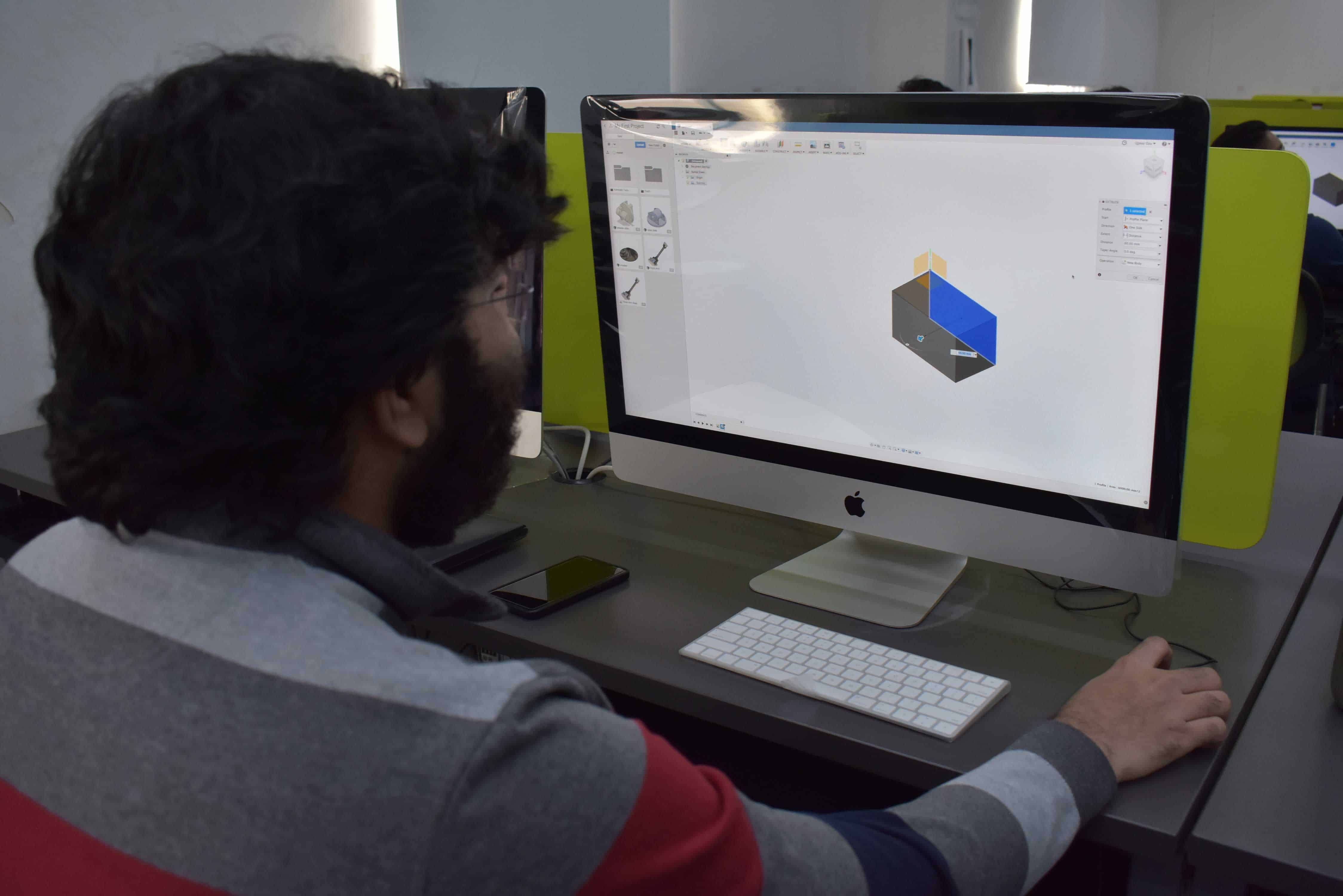 Fusion 360 Workshop 4