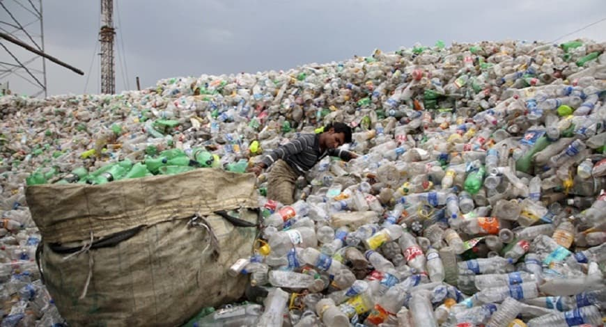 Plastic A Global Menace