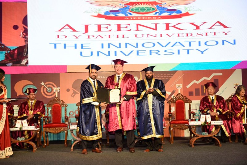 ADYPU RD CONVOCATION CEREMONY
