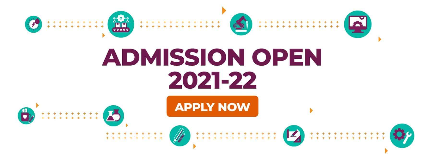 admission open Web Banner Rev