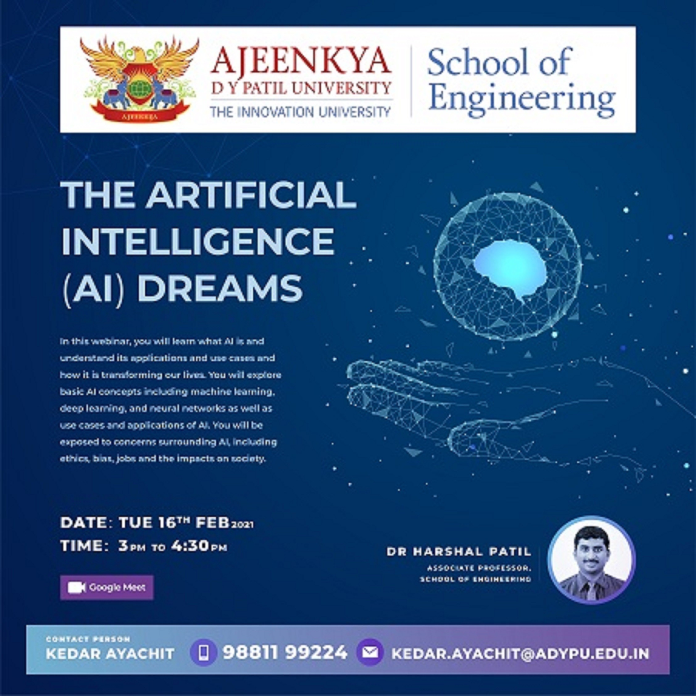 SOE The Artificial Intelligence